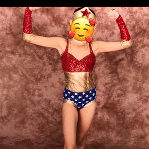 Other - Super woman Competition costume